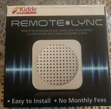 Kidde Remote Lync Home Monitor Monitoring Device Smoke & Carbon Monoxide Alarm