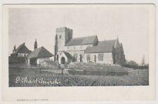 Kent postcard - St Chart Church, near Ashford (A1301)