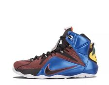 NIKE LeBRON 12 SE 'What The'  Men's Basketball Shoes  802193 909  Size 10
