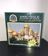 """Bits and Pieces """"Domes of the Kremlin"""" 1000 Piece Jigsaw Puzzle SEALED BOX"""