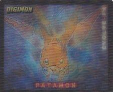 Collector Card; Digimon ...Digi-FX 3D ( Patamon-Angemon) 2000'