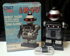 STARROID ROBOT I-R-4-U ROBOT RADIO GO AVEC MICRO AMPLIFICATEUR