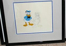Disney original Donald Cell and Matching Drawing (25)