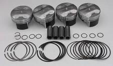 Nippon Racing K24 Pistons Piston Kit Full Floating PNC 87.0mm NPR RSX SI TSX