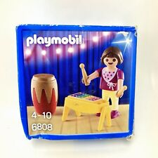 Playmobil 6808 Niña Con Xilófono & Drum Children's Kids Play presente Juguetes de Regalo