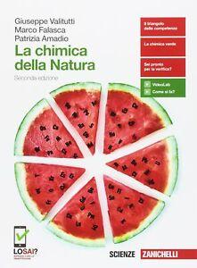 9788808820877 La chimica della natura. Volume unico. Per le Scuo...tronicamente)