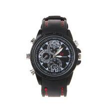 HD 1280x960 Waterproof Spy 8GB DV Wrist Watch Hidden Camera Video DVR Camcorder