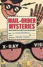 MAIL-ORDER MYSTERIES - DEMARAIS, KIRK THORN, JESSE - NEW HARDCOVER BOOK