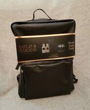 Baylis & Harding Mens Body & Bath Light Backpack Rucksack BNWT Gift