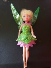 Tinkerbell Doll Figure 6 Inch with Outfit & Wings 2014 Jakks