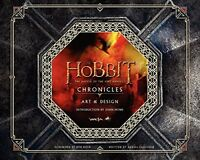 Hobbit The Battle Of The Five Armies Chronicles Art And Design by Weta
