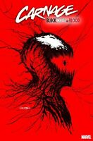 CARNAGE BLACK WHITE AND BLOOD #1 PATRICK GLEASON VARIANT *PRE-ORDER MARCH*