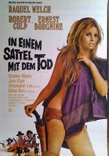 In einem Sattel mit dem Tod (1971) | original Filmplakat 59x84 cm gerollt