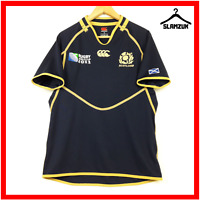 Scotland Rugby Shirt Canterbury M Medium Top Home Jersey World Cup 2011 3G