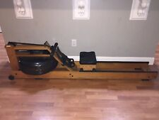 WaterRower Rower Natural Rowing Machine with S4 monitor