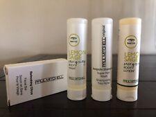Paul Mitchell Travel Size Body Wash Shampoo Lotion Soap Set Kit New
