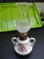 Lampe à essence céramique