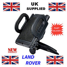 Landrover Car Mobile Phone iphone or GPS fits CD Slot Holder style 1