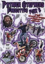 Patrick Stephens Freestyle Part 3 ( Motorrad Freestyle, Stunts, Racing, motorcyc