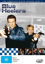 Blue Heelers : Season 9 (DVD, 2009, Part 2    5 Disc set