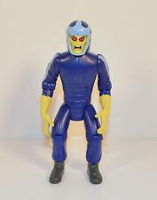 "2007 Phantom Racer Blue Monster 5.25"" Action Figure Scooby-Doo Villain Scooby"