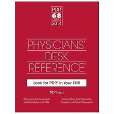 Physicians' Desk Reference 2014-ExLibrary
