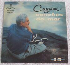 Dorival Caymmi - Canções do Mar - 50's Odeon Promo EP BWB-1002 W/ Picture Sleeve