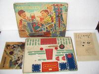 Vintage Boxed Marklin Metal Building Set Toy, Germany