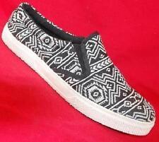 NEW Womens MIA GIRL MESSI Black Slip On  Flats Loafers Dress Shoes SZ 9