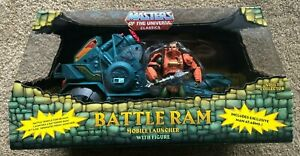 MOTUC Masters Of The Universe Classics BATTLE RAM MIB Matty Collector - Box New