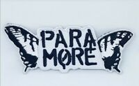 New Paramore iron Sew on Embroidered patch badge j1031