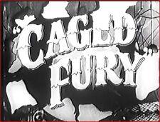 CAGED FURY 1948 Mystery Thriller w/Richard Denning, Buster Crabbe, Sheila Ryan