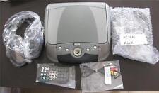"ROSEN Z8 8.4 "" LCD flip-down monitor w/dvd player headphones * Gray color **"