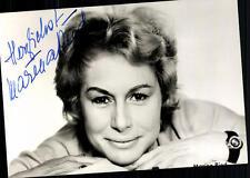 Marina Ried Autogrammkarte Original Signiert ## BC 24526