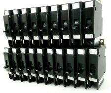 GHB1020 Cutler Hammer Circuit Breaker (Lot of 19)