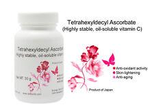 Tetrahexyldeyl Ascorbate-Vitamin C, 30 g, Anti-oxidant, Skin Lightening