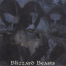 Immortal-Blizzard Beasts (UK IMPORT) CD NEW