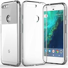 For Google Pixel Xl Cover Slim Fit Design Shockproof Armor Tpu Rubber Phone Case