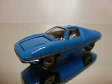HUSKY 1005 CAR PIRANHA - THE MAN FROM UNCLE - BLUE L7.0cm - GOOD CONDITION