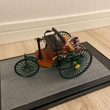 Mercedes-Benz Collection Patent Motorwagen 1-18 Scale Green Diecast FedEx