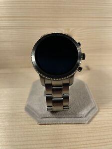 Fossil Q Explorist Gen 3 Smoke Stainless FixFTW4001 Smart Watch Parts Repairs