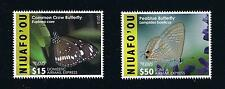 Niuafo'ou - 2015 - Butterflies Set - EMS Rate Postage Stamp Issue