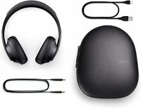 Bose Noise Cancelling Headphones 700 w/Bonus Charging Brick