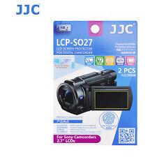 LCD Film Screen Protector for Sony CX405 CX440 CX330 CX240 PJ340 PJ275 CX190 2.7