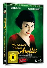 2 DVDs *  DIE FABELHAFTE WELT DER AMELIE - Jubiläumsedition   # NEU OVP %