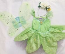Disney Store Tinkerbell Costume Dress Up S 5 6