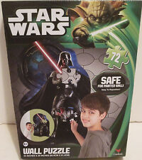 STAR WARS WALL PUZZLE 72 PIECES - 24 INCHES X 36 INCHES - DARTH VADER