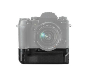 Meike Akkugriff Batteriegriff MK-XT1 für Fujifilm Systemkamera XT1 (wie VG-XT1)