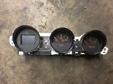Nissan 350Z Anzeige Öltemperatur Analog