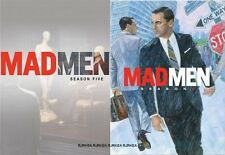Mad Men Seasons 5 6 Both Seasons  Sets DVDs 8 Discs Region 1 Emmy SAG Winner